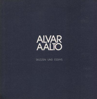 Alvar AAlto Skizzen und Essays Erstaugabe, EA,
