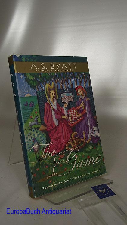 The Game: A Novel Vintage International Auflage: Vintage Intl.