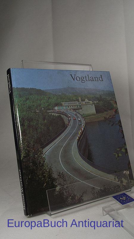 Vogtland und Ausflüge ins Becken von Cheb. 1. Auflage 1979,