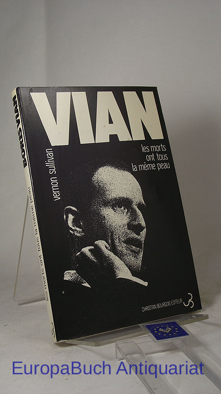 Vian, Boris und Vernon Sullivan: Morts ont tous la meme peau - La meme peau 1973