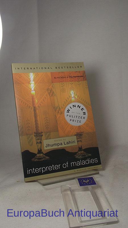 Interpreter of Maladies Auflage: Worn Condition