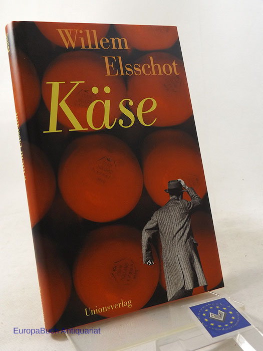 Käse. Aus dem Niederländischen von Agnes Kalmann-Matter und Gerd Busse. Mit einem Nachwort von Gerd Busse. 2. Auflage 2004,