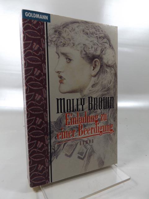 Einladung zu einer Beerdigung : Roman. Aus dem Englischen von Caroline Einhäupl und Barbara Schmitz-Burckhardt.Goldmann ; 43520 Deutsche Erstaugabe,