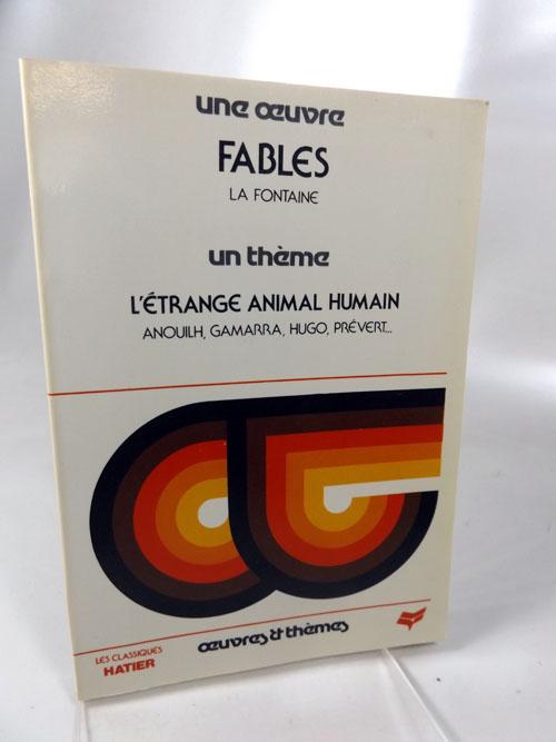 Fables 1-2-3. La Fontaine. L