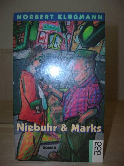 Niebuhr & Marks : Roman. Rororo