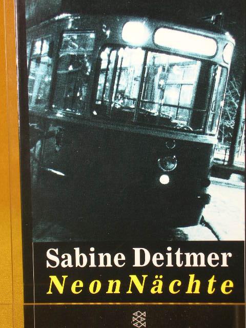 NeonNächte : Kriminalroman. Fischer Orig.-Ausg.