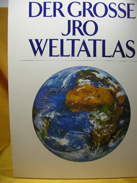Der große JRO Weltatlas