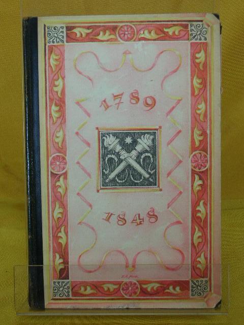 Zwischen zwei Revolutionen : Der Geist der Schinkelzeit (1789-1848). Jahresreihe für den Volksverband der Bücherfreunde