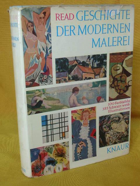 Geschichte der modernen Malerei. Aus d. Engl. übertr. von Alfred P. Zeller
