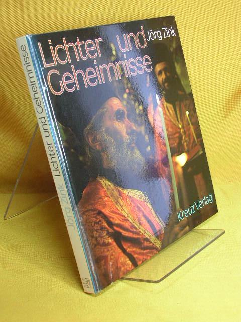 Lichter und Geheimnisse : Gedanken zur Menschwerdung Gottes. 1. Aufl., (1. - 20. Tsd.)