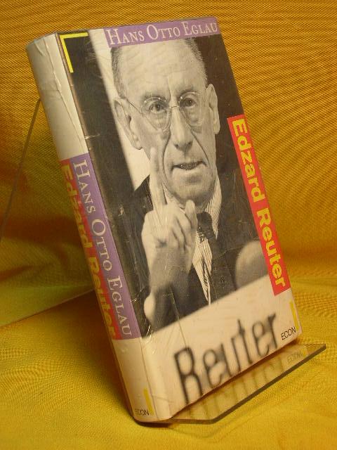 Edzard Reuter. 2. Auflage 1992,