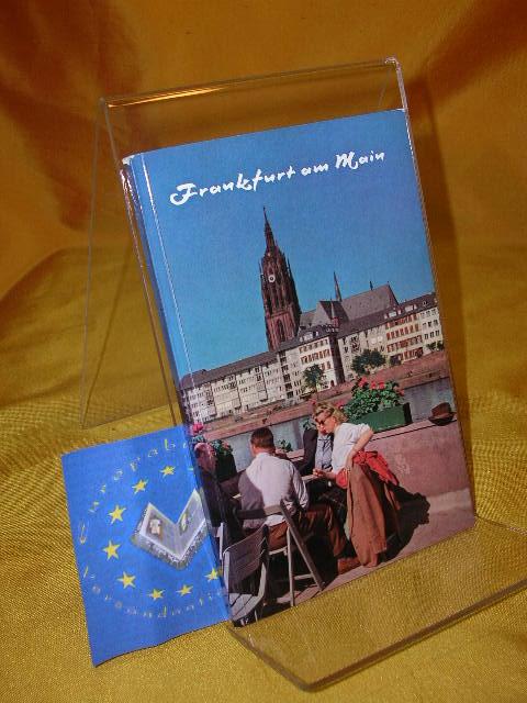 Frankfurt am Main : Wegweiser und Lexikon. Mit Textbeitr. von Irmgard Kern [u.a.], dem Ravenstein-Plan d. Frankfurter Innenstadt 1:15 000 u.e. Verkehrskt.