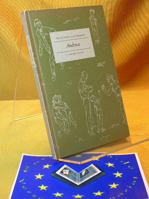 Andreas : Geschichten um Martins Vater. Zeichnungen von Eva Kausche-Kongsbak, Das kleine Buch , 100