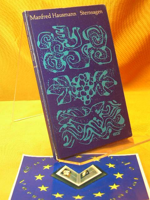 Sternsagen. Mit Lithographien von Jobst von Harsdorf, Das kleine Buch , 166