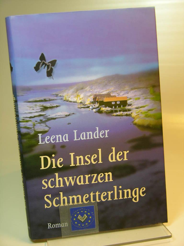 Die Insel der schwarzen Schmetterlinge (sehr guter Zustand) Genehmigte Lizenzausgabe,