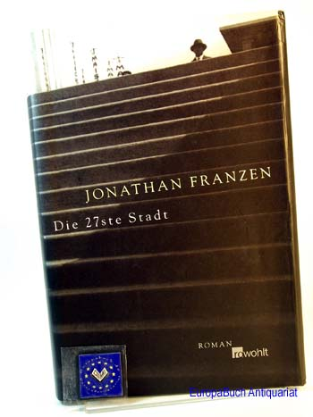 Die 27ste Stadt : Roman. Deutsch von Heinz Müller 1. Auflage 2003,