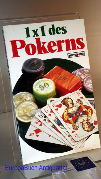 1x1 [Einmaleins] des Pokerns. von, Humboldt-Taschenbuch ; 625 : Freizeit - Hobby - Quiz
