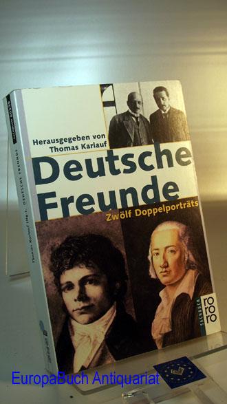 Deutsche Freunde-Zwölf Doppelporträts