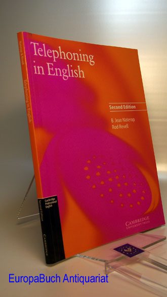 Telephoning In English : Second edition. 2 . Auflage,