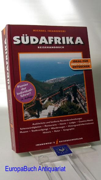 Südafrika, Reisehandbuch. 14  . Auflage,