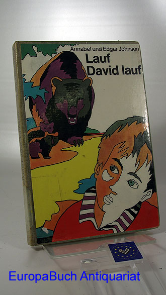 Lauf, David lauf.