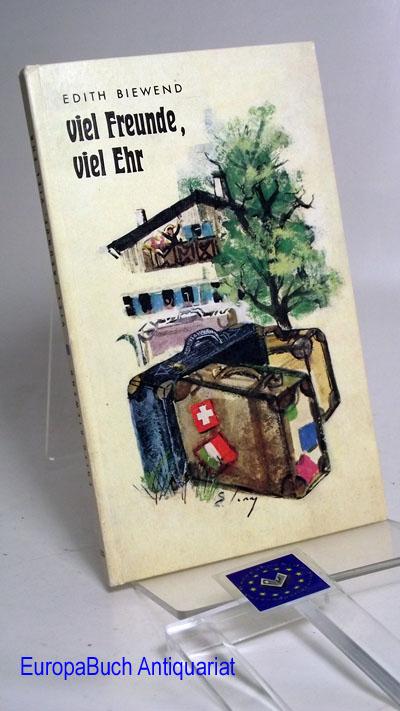 Viel Freunde, viel Ehr : Ein heiteres Gästebuch. Salzers Volksbücher 133.