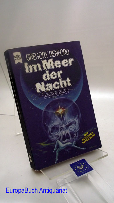 Im Meer der Nacht. Sciens-Fiction mit Autoren Interview Deutsche  Erstveröffentlichung 1980,