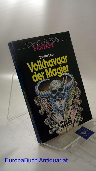 Volkhavaar der Magier. Science Fiction Fantasy Roman 20010