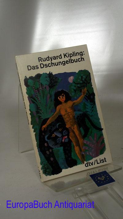 Das Dschungelbuch 4. Auflage 1978, 36.- 45. Tausend,