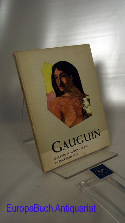 Gauguin Paris : Galerie Somogy im Bertelsmann Lesering.