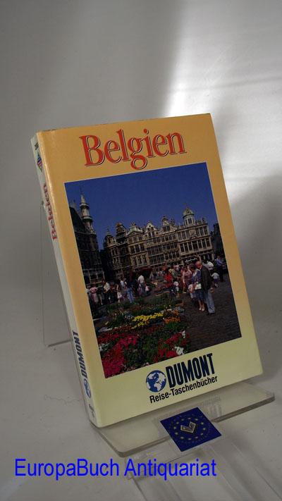 Belgien. DuMont-Reise-Taschenbücher 2068 2. aktalisierte Auflage 1996,