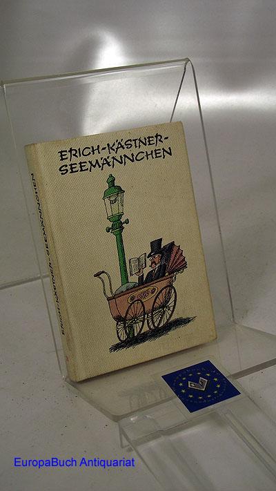 Das Erich Kästner Seemännchen Herausgegeben von : Erich Seemann. Farbige Blätter von Günther H. Magnus. Die Seemännchen Band 38.