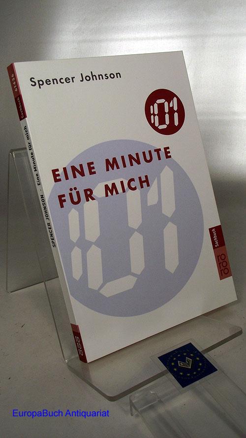 Eine Minute für mich. Ins Deutsche übertragen von Lieselotte Mietzner. Neuausgabe 2002