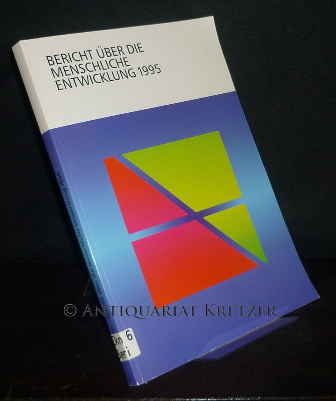 Bericht über die menschliche Entwicklung 1995. Veröffentlicht für das Entwicklungsprogramm der Vereinten Nationen (UNDP).