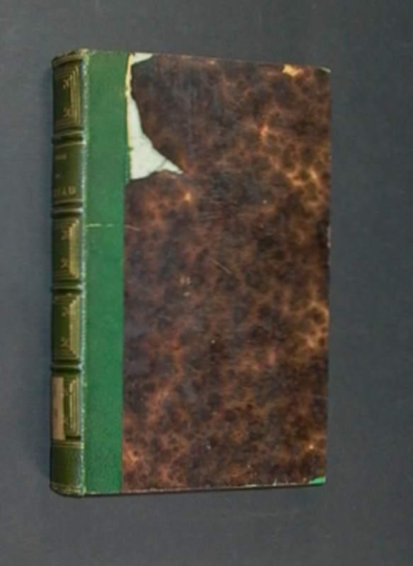 Oeuvres poétiques de Boileau Despréaux, Èdition collationnée sur les meilleurs textes avec une notice biographique Les Variantes et les Corrections de l