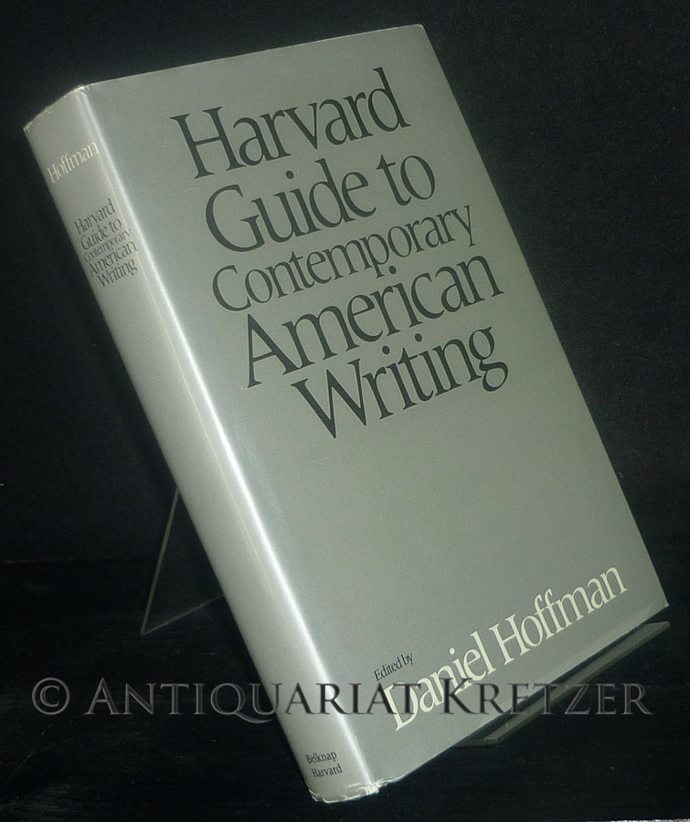 Harvard Guide to Contemporary American Writing. [Edited by Daniel Hoffmann].