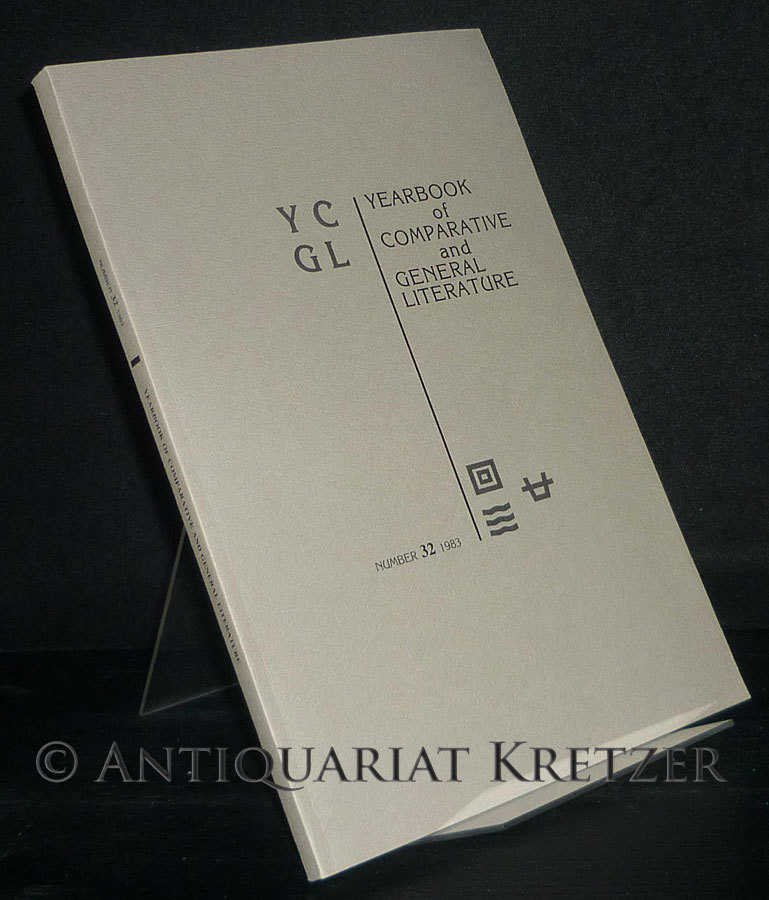 YCGL. Yearbook of Comparative and General Literature - Number 32, 1983.