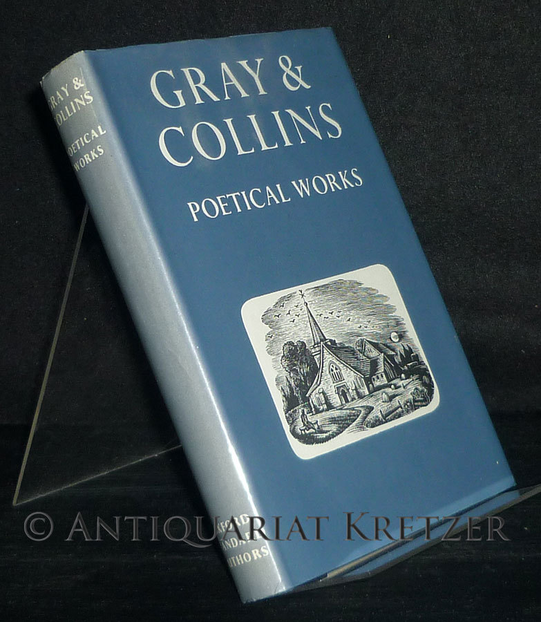 Poetical Works of Thomas Gray. Edited by Austin Lane Poole. (Oxford Standard Authors) Reprinted.