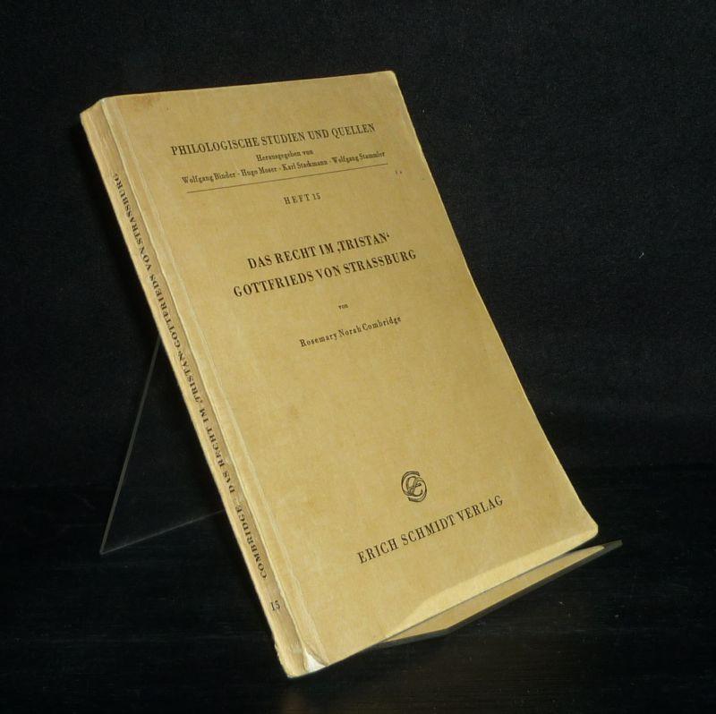 Combridge, Rosemary Norah: Das Recht im
