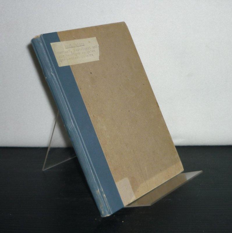 Herbart, Pestalozzi und die heutigen Aufgaben der Erziehungslehre. Acht [8] Vorträge gehalten in Marburger Ferienkursen 1897 und 1898 von Paul Natorp.