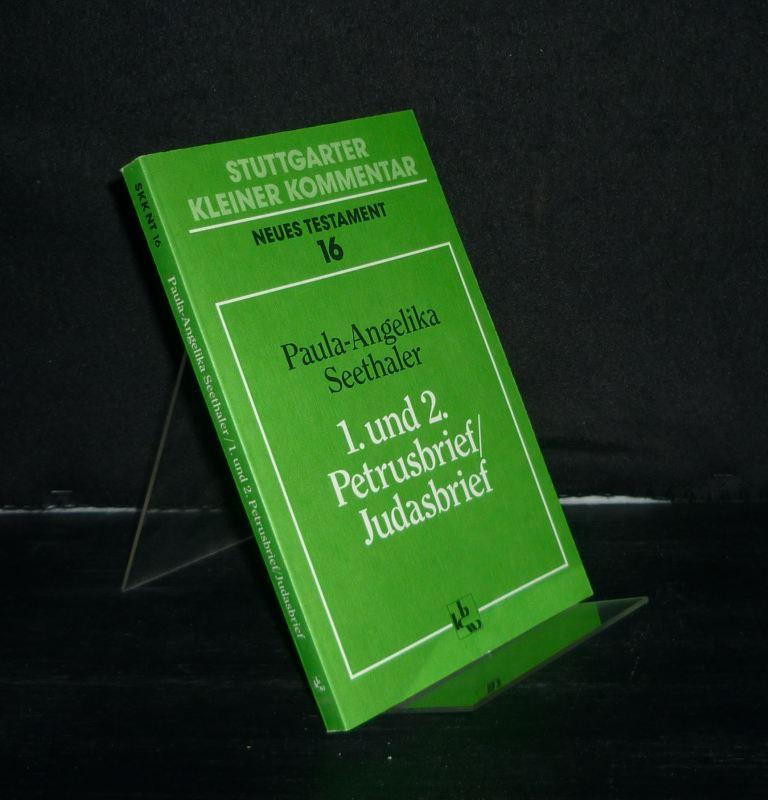 I. und 2. Petrusbrief, Judasbrief. Von Paula-Angelika Seethaler. (= Stuttgarter kleiner Kommentar, Neues Testament, Band 16).
