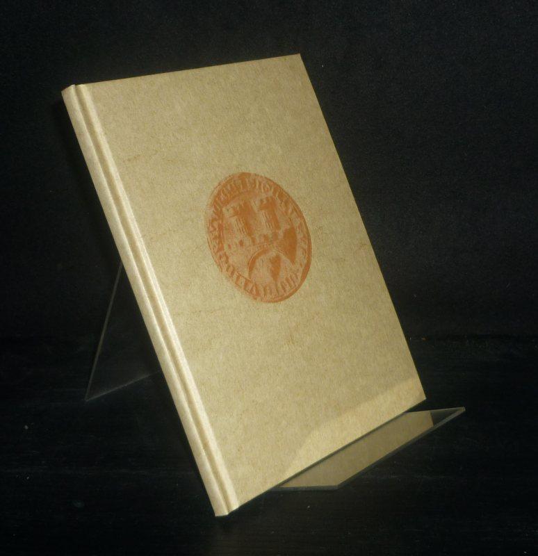 Jus statvtarivm civitatis Bilefeldiensis oder bilefeldisches Stadt-Recht und Bürger-Sprache. Samt beygefügter Policey-Ordnung. Wie auch, einige von hoher Lands-Obrigkeit gnädigst confirmirten Privilegien und Freyheiten. Faksimile der Ausgabe Bilefeld, Tränkner, 1685.