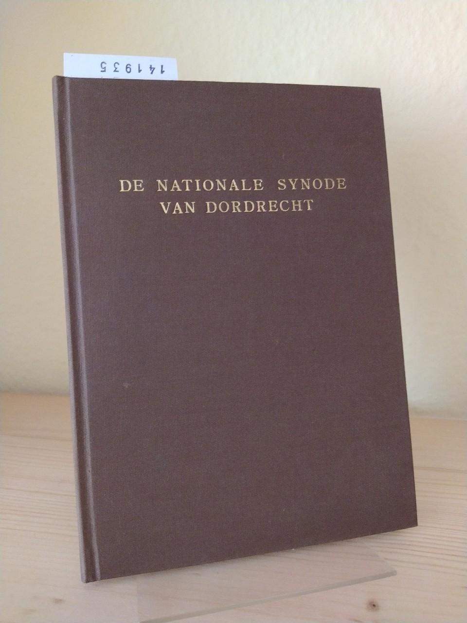 De nationale Synode van Dordrecht, 13 November 1618-29 Mei 1619.