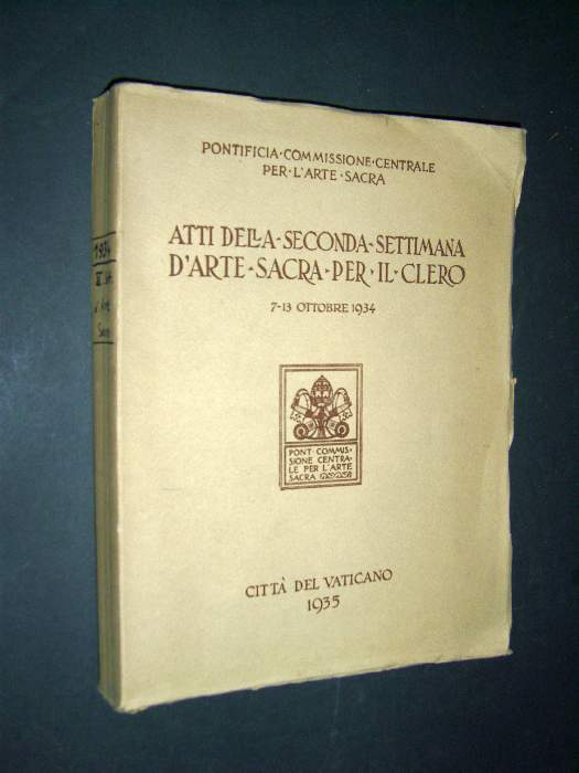 Pontificia commissione centrale per l