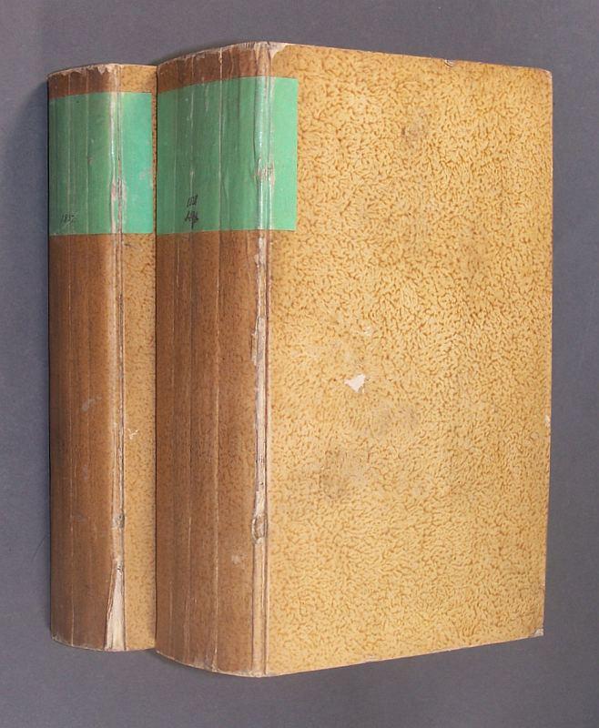 Zeitschrift für Philosophie und katholische Theologie. Herausgegeben von Achterfeldt, Braun, Vogelsang u.a. Jge. 6 (1937) und 7 (1938) mit je 4 Heften.
