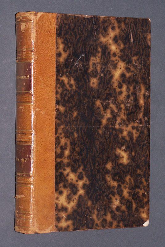 Louis XIV et sa cour. Portraits, jugements et anecdotes extraits de mémoires authentiques du Duc de Saint-Simon (1694 - 1715). (= Bibliothèque des chemins de fer. Histoire et voyages, Band 2).