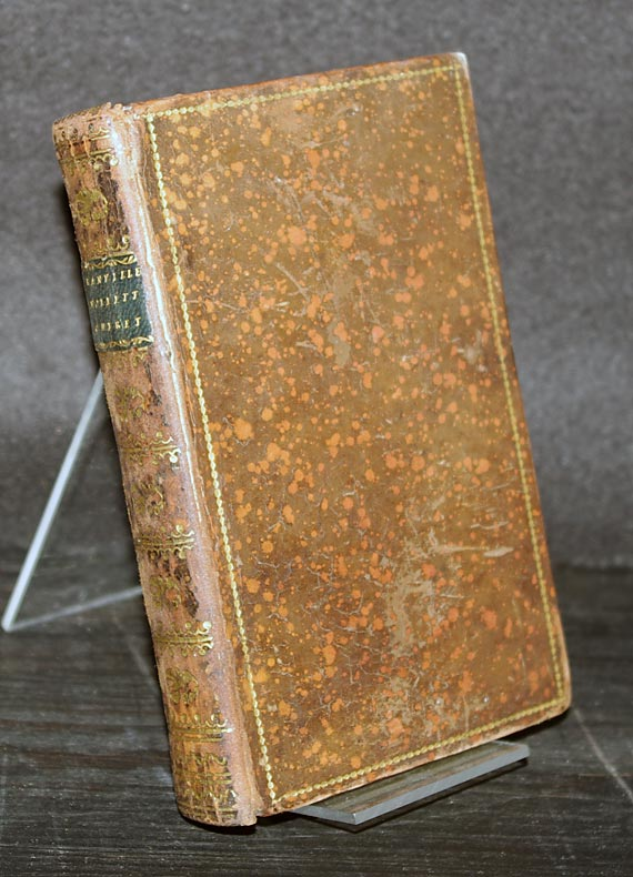 3 Volumes in 1: Vol. 1: The Poetical Works of the Right Hon. Geo. Granville, Lord Lansdowne. With the Life of the Author. Cooke