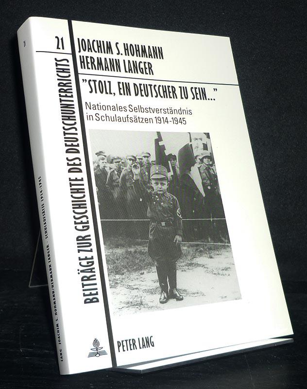 Hohmann, Joachim S. und Hermann Langer: