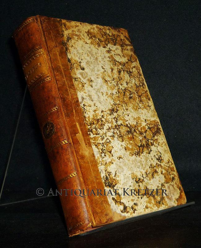 Publius Cornelius Tacitus: C. Cornelii Taciti Opera. Volumen primum et volumen secundum. 2 Bände in 1 Band (= so vollständig).