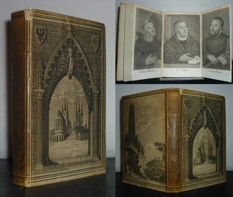 Keyser, Friedrich (Hrsg.): Reformations-Almanach für Luthers Verehrer auf das evangelische Jubeljahr 1817 herausgegeben von Friedrich Keyser. Erster Jahrgang. 2. Auflage.